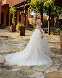 bride, bridals, wedding, engaged, agave, estates, evoke, photography, dress, veil, blonde